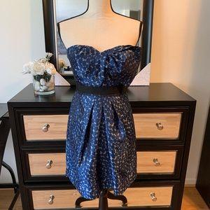 BCBGMaxAzria | Polka Dot Dress